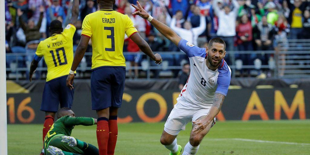 Estados Unidos a semifinales de la Copa América