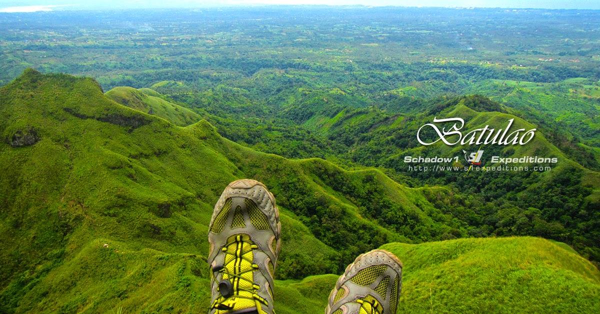 Mount Batulao - Schadow1 Expeditions