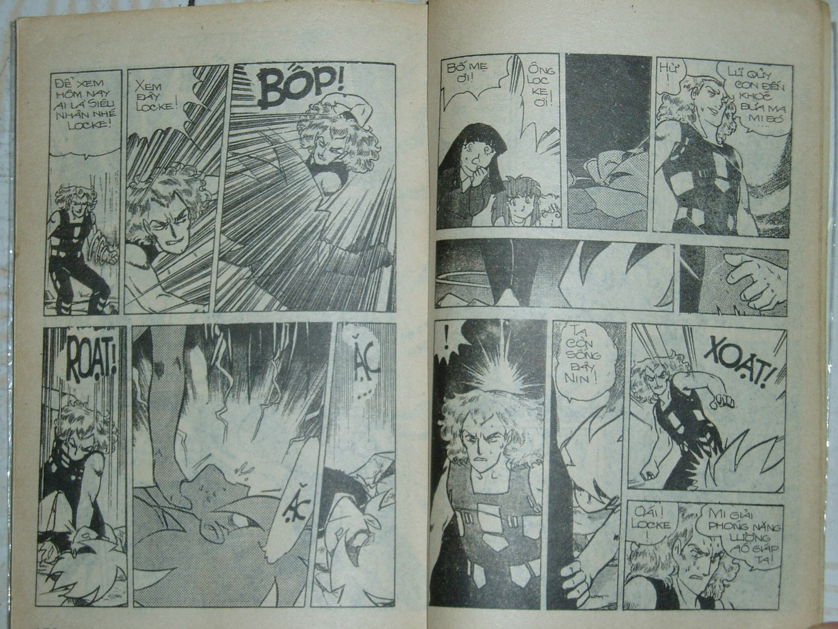 Siêu nhân Locke vol 10 trang 63