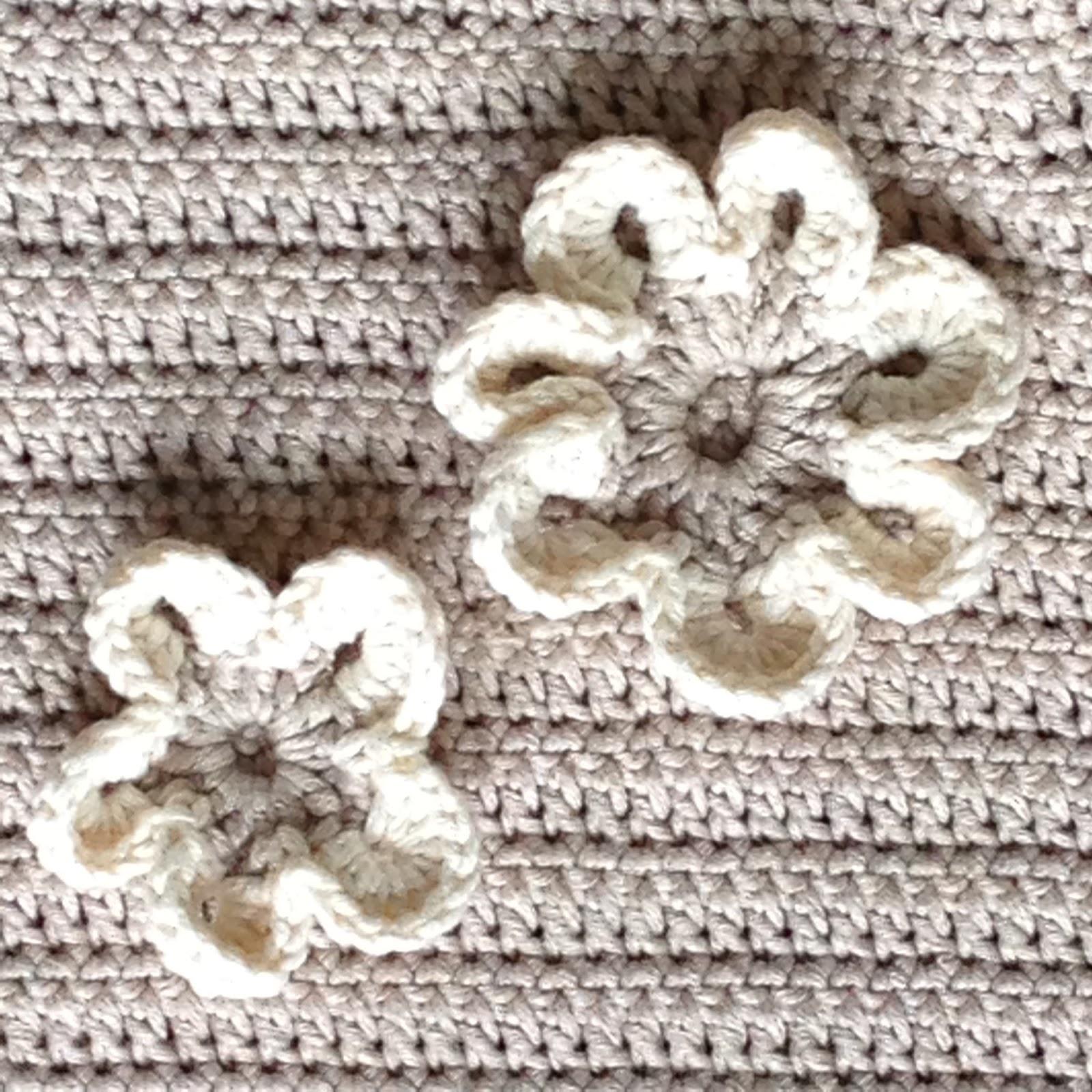 Brickis Projekte Tasche Mit Blumen