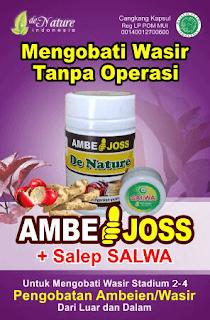 Alamat Penjual Obat Ambeien De Nature Di Yogyakarta