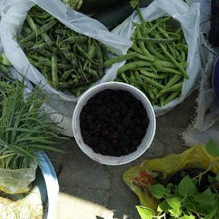 Ağva Cuma Pazarı, Ağva Köy Pazarı (Organik Ürünler)