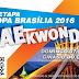 1ª ETAPA DA COPA BRASÍLIA 2016 (Desconto na anuidade dos Faixas Coloridas Inscritos na 1ª Etapa da Copa Brasilia)