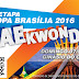 Iª ETAPA DA COPA BRASÍLIA 2016 (07/08/2016)