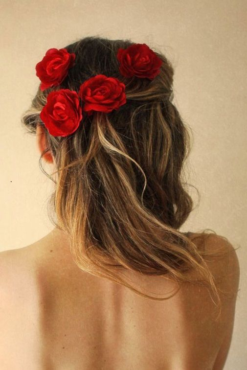 best hairstyles for Valentine's Day 2019