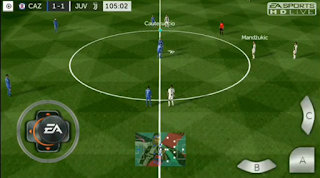 Download FTS 19 Mod FIFA 2019 Update League, Balls, Stadium and Others