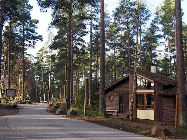 Woodland Lodge Center Parcs