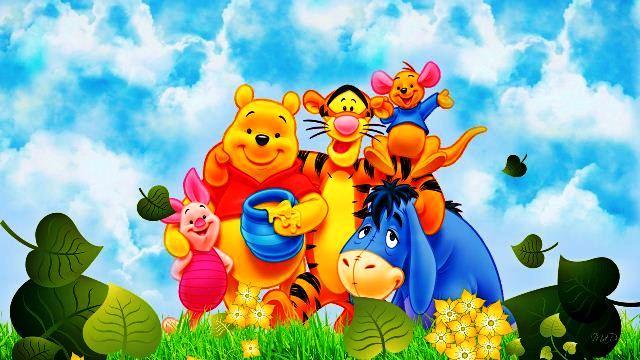 15 gambar kartun winnie the pooh lucu
