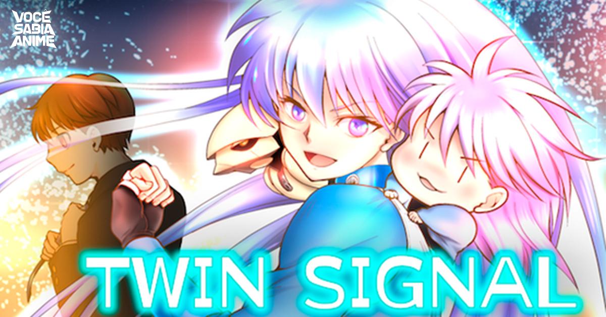 Autor de Twin Signal inicia campanha de crowdfunding para sequência