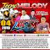 CD TECNO MELODY VOL.4 2019 - SUPER LAILSOM