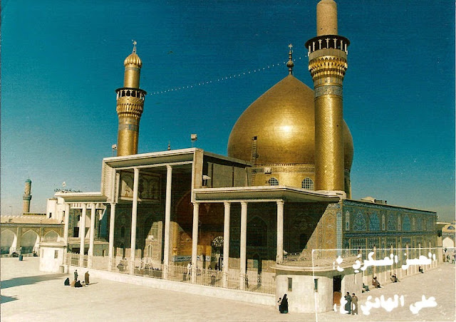 Foto Masjid Al Askari, Masjid Syiah Paling Suci di Dunia