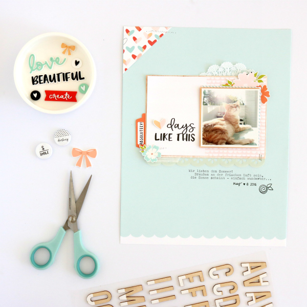 Days like this | Felicity Jane August Kit