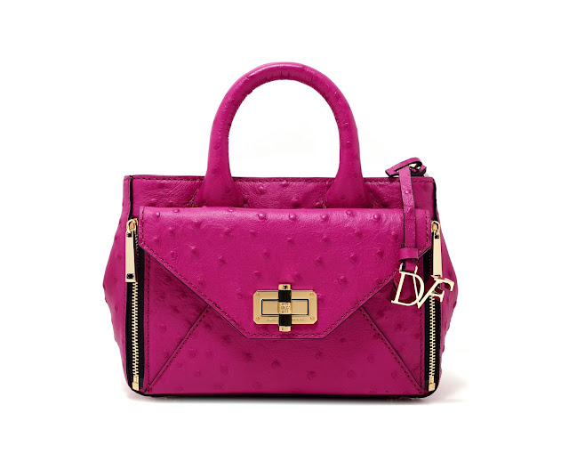 DVF's Mini Secret Agent Bag for SS16