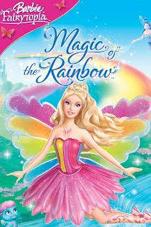 Barbie Fairytopia în Magia Curcubeului (2007) dublat în română