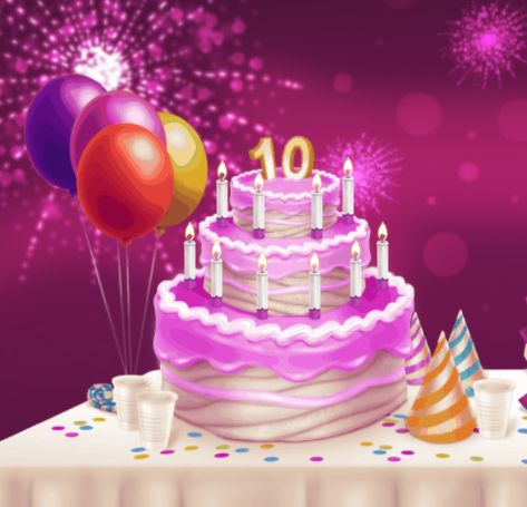 Happy Birthday Howrse Today The Game Turns 10 Years Old To Celebrate They Are Holding A Short One Day Contest Where You Have Find Candles Hidden