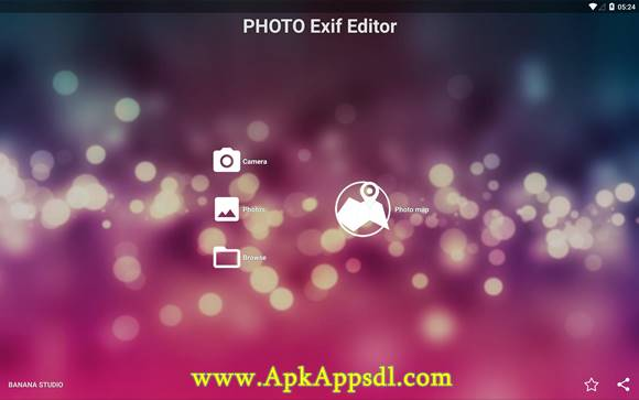 Free Download Photo Exif Editor Pro Apk v1.5.1 Latest Version Gratis 2016