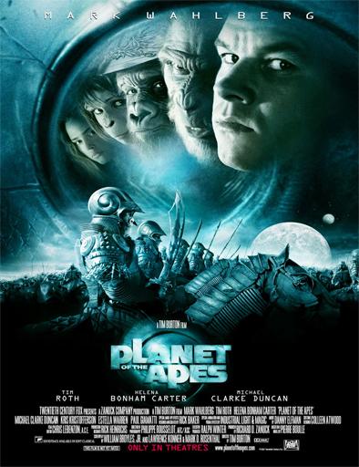 Ver El planeta de los simios (2001) Online