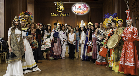 Miss World 2014: Danzas del Mundo (Vídeo)