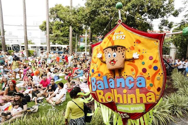 Balança Rolhinha em Recife