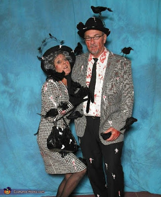 Scary Halloween Costume Ideas For Couples 2016  Bird