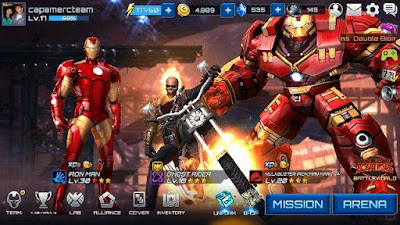 MARVEL Future Fight APK Latest Version Free Download For Android