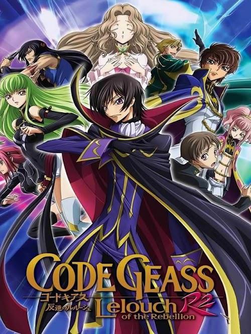 Descargar Code Geass: R2 [25 - 25][Sub Español][MEGA] HDL]