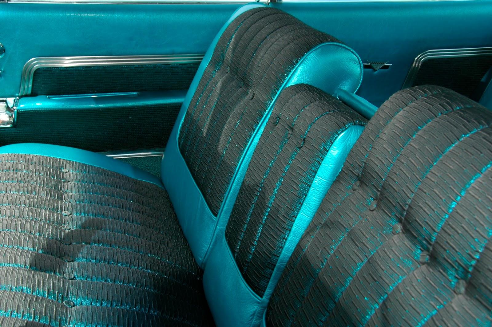 Cadillac parts restoration our award winning cadillac - Cadillac cts interior accessories ...