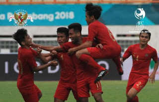 Jadwal Timnas Indonesia U-19 vs Yordania - Sabtu 13 Oktober 2018 (Live RCTI)