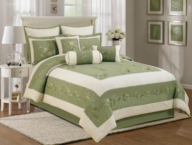 Olive Green Bedding Sets Serene Budget