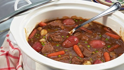 Slow-Cooked Country Beef Stew