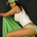 Andrea Rincon – Selena Spice – Cachetero Verde Foto 28
