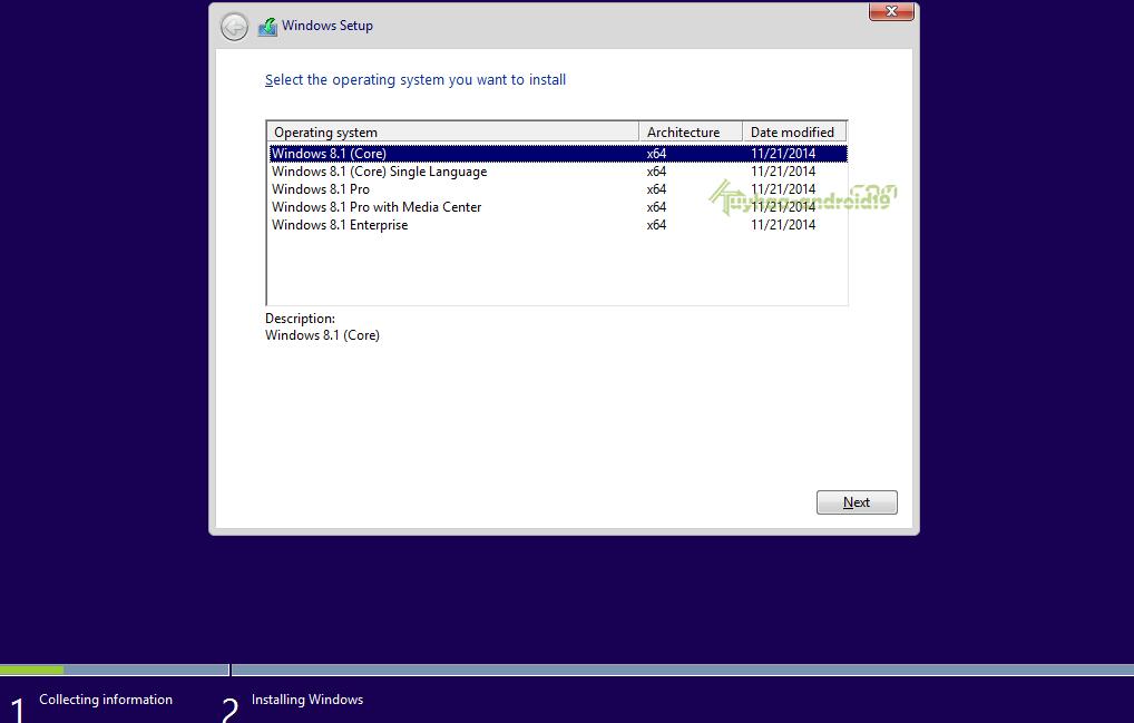 Windows 8.1 Update August 2015