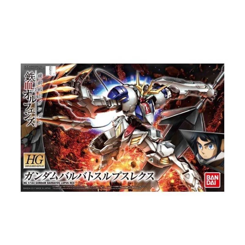 Bandai Gundam HG IBO 033 Barbatos Lupus REX 12197 Model Kit