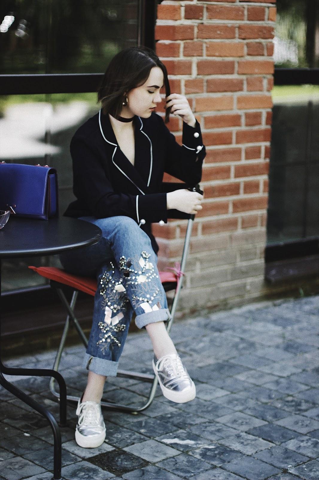 Alina Ermilova | Russian Fashion Blogger