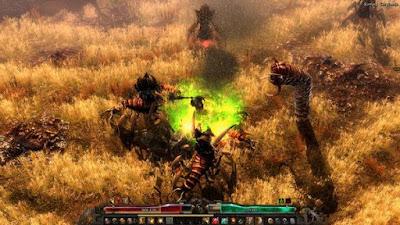 تجربة العبة Grim Dawn