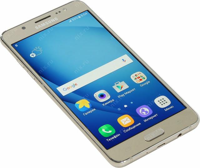 7 місце. Samsung Galaxy J5 (2016) SM-J510F / DS