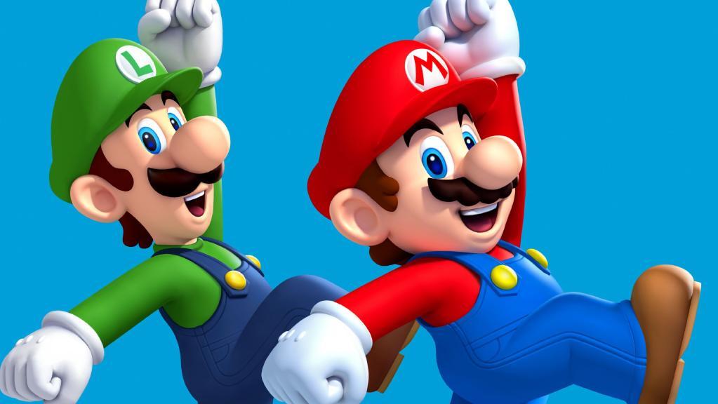 Nitendo In Talks For A Super Mario Bros. Animated Film Feature.