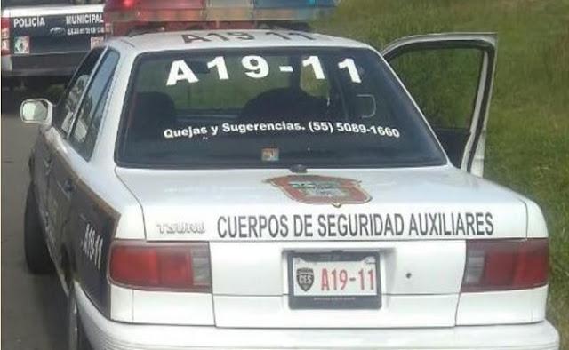 Cuerpo de seguridad