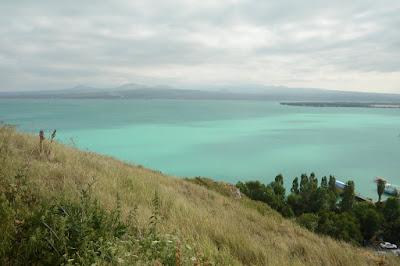 Imagen del lago sevanavank