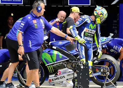 Schwantz Bocorkan Jika Rossi Diam-diam Kagum dengan Motor Suzuki