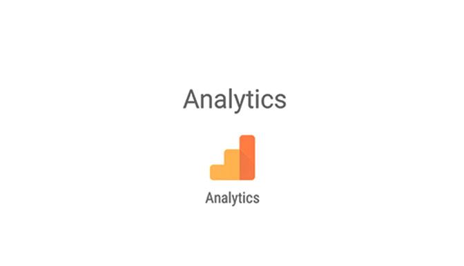Aplikasi Google Analytics Android