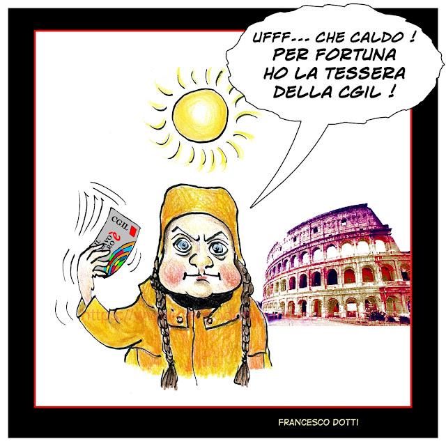 Greta Thumberg Roma