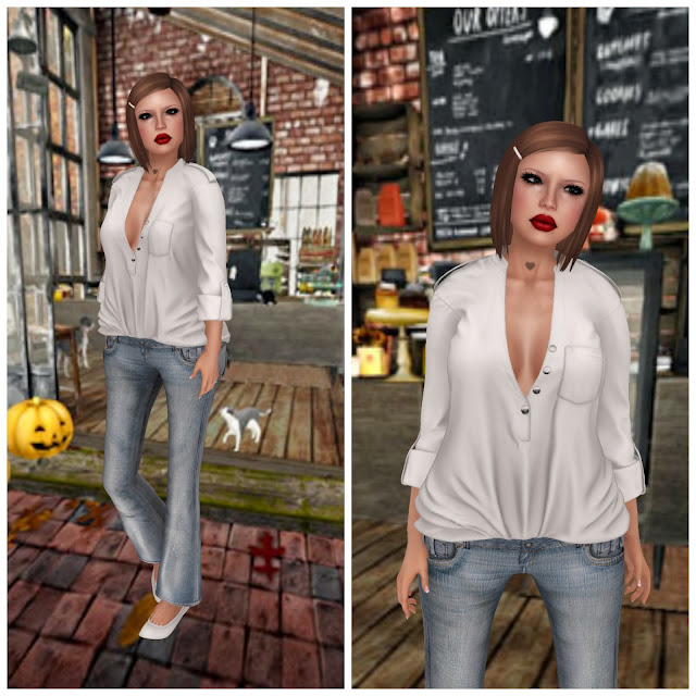 [LOTD] Afternoon at the cafe