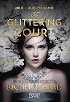 the glittering court richelle mead copertina