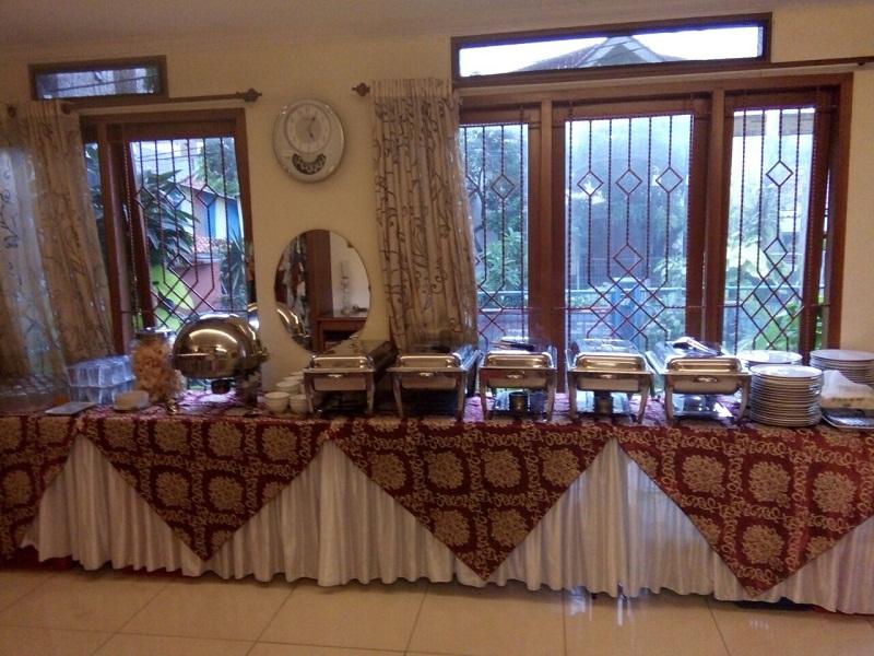 Catering Prasmanan Acara Buka Puasa