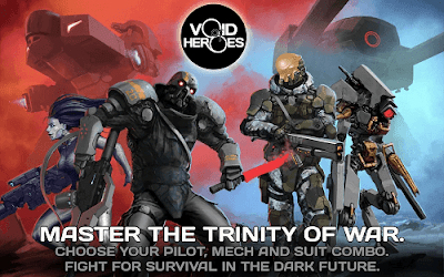 Void of Heroes v1.1.0 Mod Apk (Super Mega Mod)1
