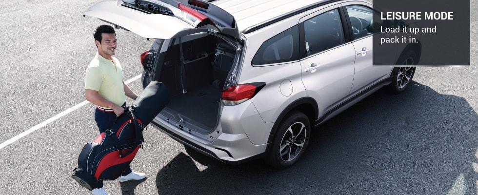Gambar Kereta Baru Perodua ARUZ SUV 2019