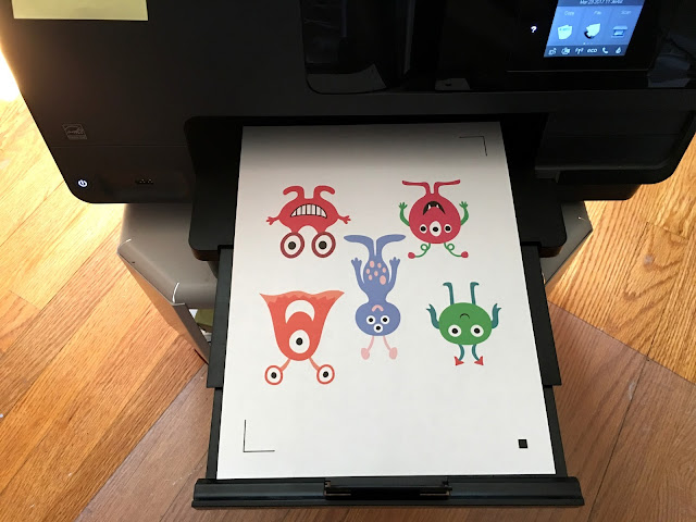 silhouette cameo print and cut best printer