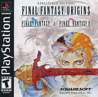 Final Fantasy Origins Ps1