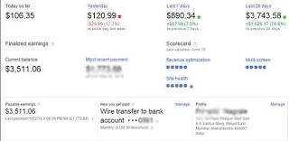 تعرف على الطريقة الذكية التي أستخدمها في الربح من الأدسنس واحصل بها على 30 اورو يوميا - برو عرب 2017